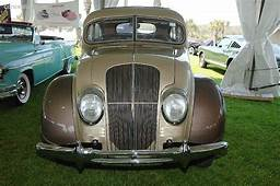 1934 DeSoto Airflow Image Chassis Number 5073380 Photo