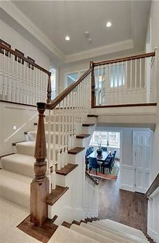 love the runner for the stairs and upstairs hallway