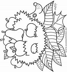 Herbst Ausmalbilder Kindergarten Malvorlagen Herbst Igel Ausmalbilder F 252 R Kinder