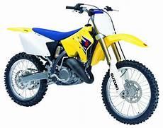 Suzuki Rm 125 - 2007 suzuki rm 125 moto zombdrive
