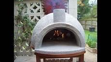 pizza oven easy build firing