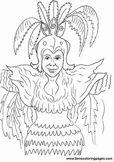 carnival coloring pages to and print for free