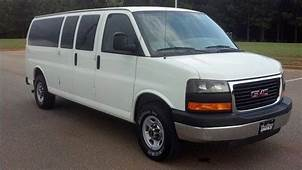 Find Used 2008 GMC Savana Chevrolet Express Extended