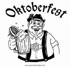 oktoberfest 6 gratis malvorlage in beliebt07 diverse