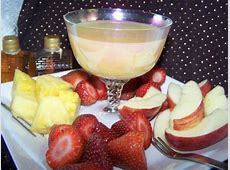 creamy maple fondue from quebec_image
