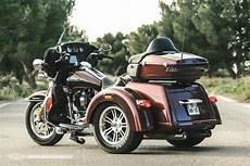 Essai Harley Davidson Tri Glide Ultra Classic Motos