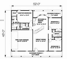 1500 sf house plans house plan 1776 00021 european plan 1 500 square feet