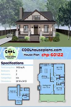 traditional neighborhood design house plans craftsman cottage style neighborhood house plan chp 60122