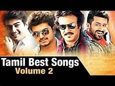 Best Of Tamil Songs Audio Jukebox Volume 2