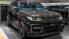 range rover mansory mansory range rover sport svr geneva motor show 2016 hq