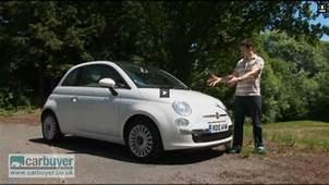 Fiat 500 Hatchback Review  CarBuyer YouTube