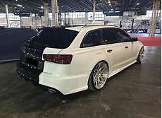 Custom Audi Tuning Rs6 Style Kit Fits A6 Avant