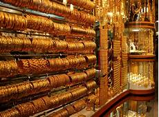 dubai dubai united arab emirates the gold souk so much gold in