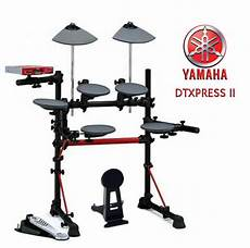 yamaha e drums yamaha dtxpress ii electronic drum kit manuals sticks key dtx 2 set in brentford