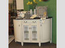 Adrian 4 Door, 1 Drawer Buffet with a Two Tone Finish