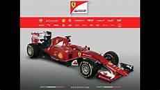 Sf15 T Stellt Ersten Formel 1 Wagen F 252 R Sebastian