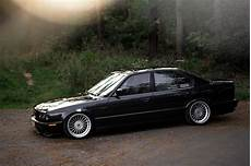 bmw e34 build on wide alpinas stanceworks bimmers