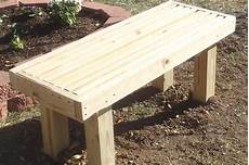 How To Build A Deck Bench Diy Play Projects Kaboom