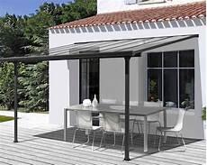 tettoia terrazzo tettoia alluminio per terrazzo tt 3050 al decogiardino