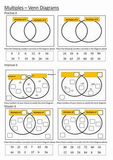 multiples venn diagrams by maths tiger teaching resources tes
