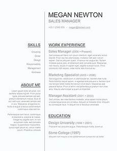 resume templates word letters free sle letters
