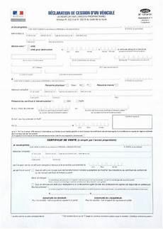 certificat de cession à remplir certificat de cession scooter comment le remplir