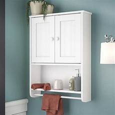 Wall Hung Bathroom Cabinets 19 19 quot w x 25 63 quot h wall mounted cabinet reviews birch