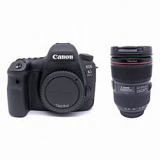 canon eos 6d mark ii camera canon ef 24 105mm f4l is ii usm lens