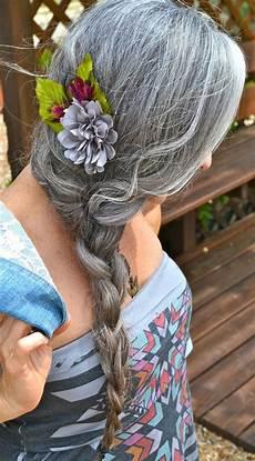 celebrating women with long grey hair 40 plus style celebrating women over 40 with long grey hair long silver hair long gray hair grey hair