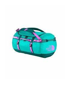 the synthetic base c duffel bag in blue lyst