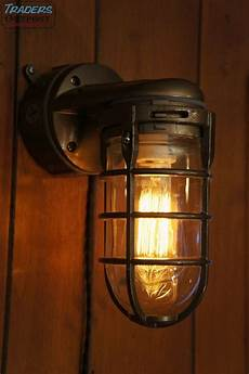 vintage industrial explosion proof wall l sconce