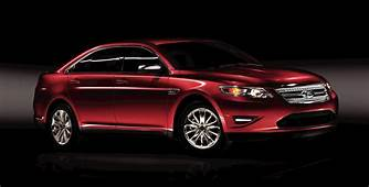 2010 Ford Taurus  Top Speed