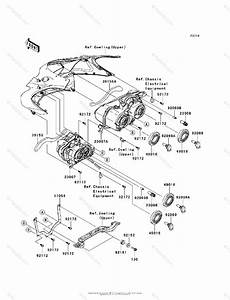 2006 zx 14 headlight wiring diagram kawasaki motorcycle 2013 oem parts diagram for headlight s partzilla