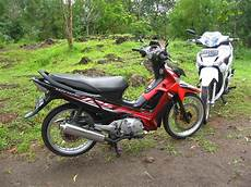 Modifikasi Motor Supra 125 Injeksi by Modifikasi Supra X 125 Fi Road Race Racing Thailook