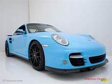 2010 light blue paint to sle porsche 911 turbo coupe 28659195 photo 2 gtcarlot com car