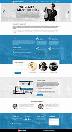 idesign onepage psd template free download idesign onepage psd web template for creative