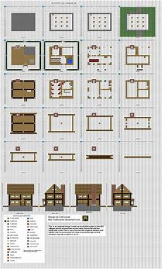 minecraft house floor plans minecraft plan modern house