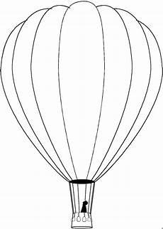 Malvorlagen Gratis Ballon Grosser Ballon Ausmalbild Malvorlage Die Weite Welt