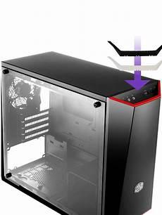 masterbox lite 3 1 micro atx mini tower cooler master