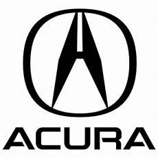 history of all logos acura history