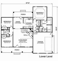 1900 square foot house plans country style house plan 3 beds 2 baths 1900 sq ft plan
