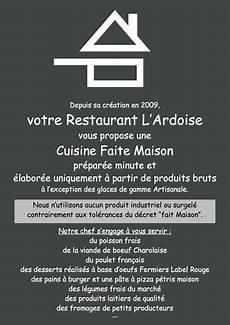 Label Fait Maison Restaurant Pizzeria Salle 224 Louer