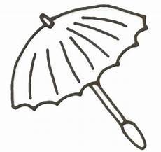 Gratis Malvorlagen Regenschirm Pdf Regenschirm Malvorlage Ausmalbild Schirm