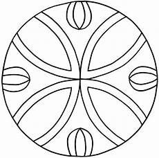 Malvorlagen Easy Mandalas Zum Ausdrucken Tolle Blumen Mandala Vorlage Zum