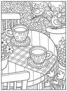 inkspirations inthegarden coffee in the garden mandala coloring pages coloring books free