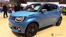suzuki ignis 2016 2016 suzuki ignis hybrid exterior and interior