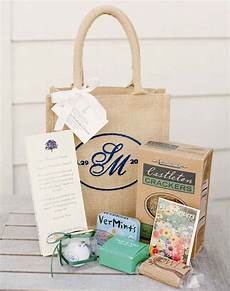 Gallery Wedding Welcome Bag Ideas For Every Season