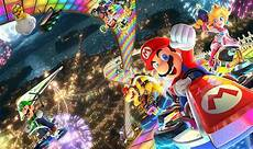 mario kart 8 delux forget mario kart 8 nintendo switch new nintendo theme park lets you race for real gaming