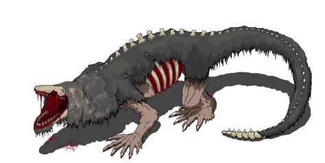 You vs SCP-682 - Can You Defeat and Survive the Hard To Destroy Reptile