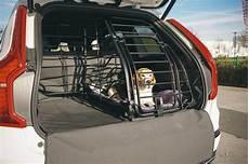 test volvo xc90 wir haben die originale hundebox